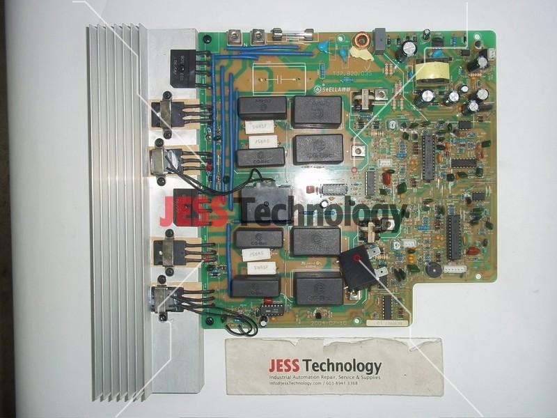 Repair TJ7.820.035 STELLA PCB BOARD in Malaysia, Singapore, Thailand, Indonesia
