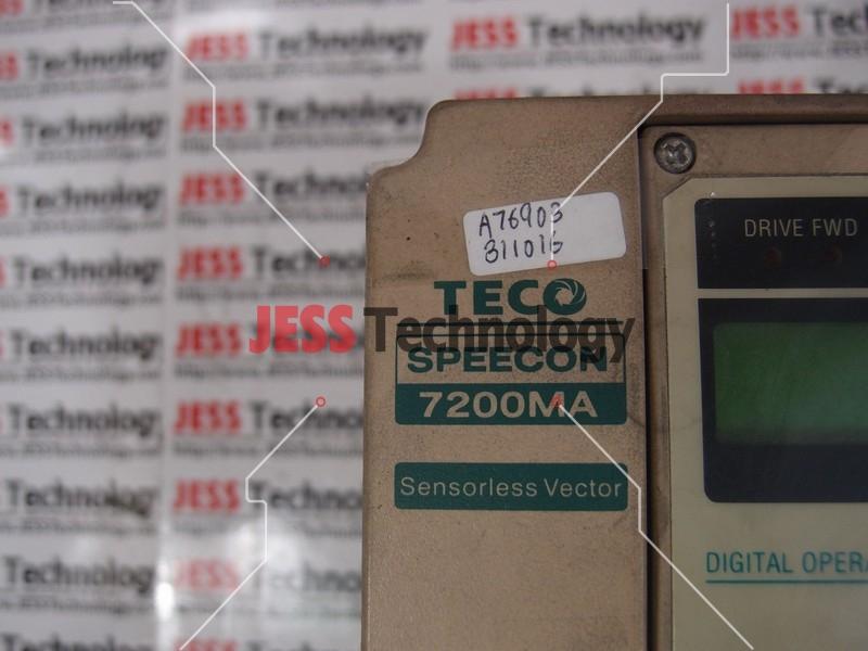 Repair TECO JNTMBGBB0002AZSUN TECO SPEECON 7300MA SENSORLESS VECTOR INVERTER in Malaysia, Singapore, Thailand, Indonesia