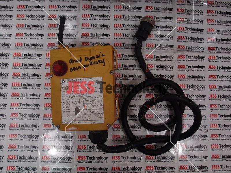 JESS Repair Service in Malaysia - Repair TELECRANE TELECRANE