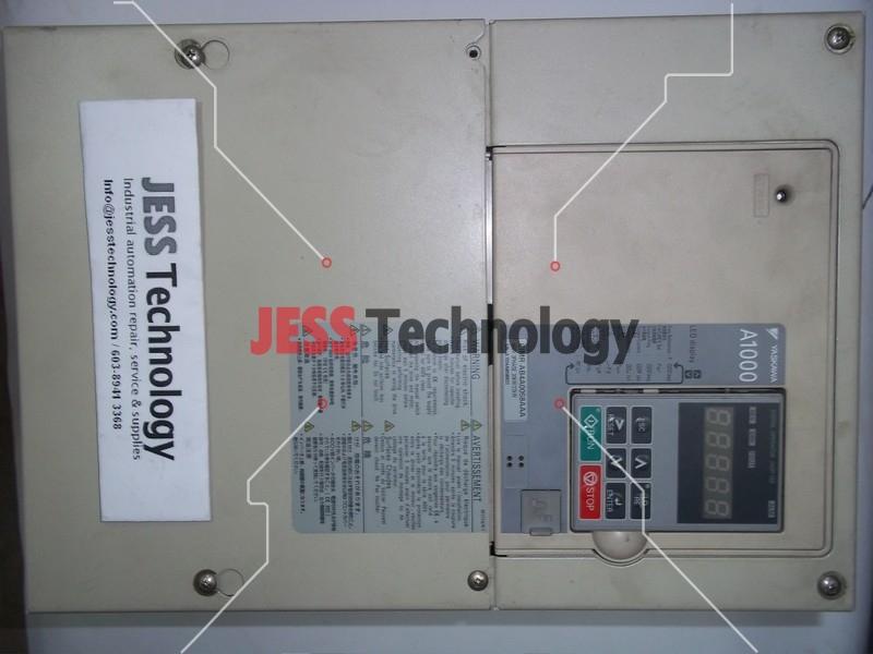 Repair CIMR-AB4A0058AAA YASKAWA YASKAWA A1000 in Malaysia, Singapore, Thailand, Indonesia