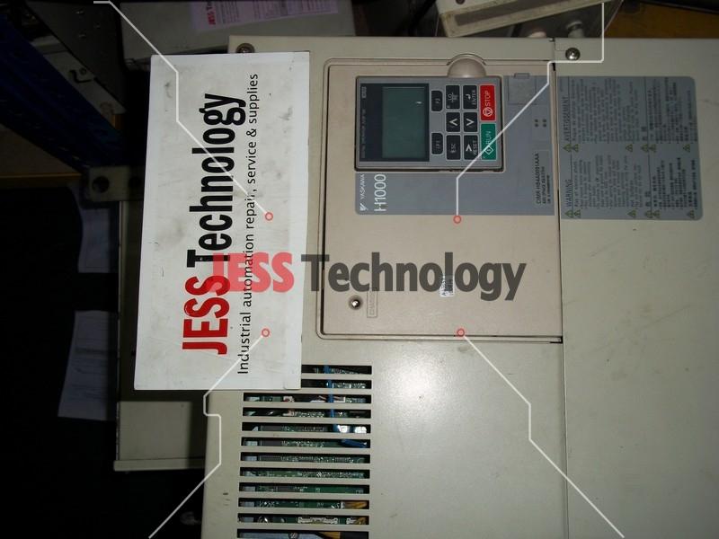 Repair YASKAWA CIMR-HB4A0091AAA YASKAWA H1000 in Malaysia, Singapore, Thailand, Indonesia