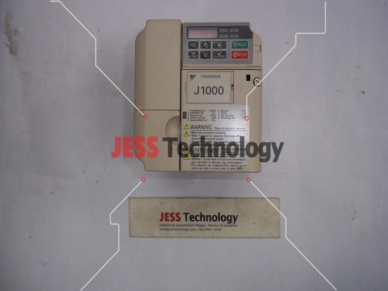 Repair CIMR-JT4A0007BAA YASKAWA YASKAWA J1000 INVERTER in Malaysia, Singapore, Thailand, Indonesia