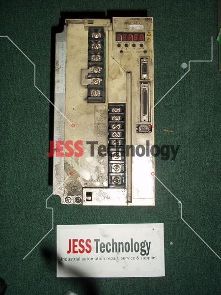Repair YASKAWA SGDM-50ADA YASKAWA ELECTRIC SERVOPACK in Malaysia, Singapore, Thailand, Indonesia