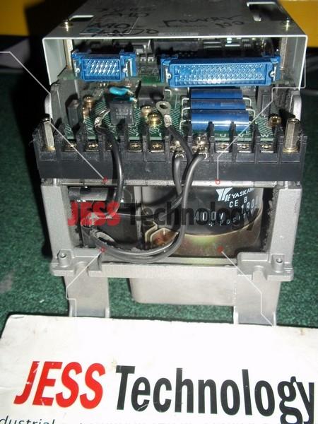 Repair YASKAWA CACR-SR30BE12D-C SERVOPACK in Malaysia, Singapore, Thailand, Indonesia