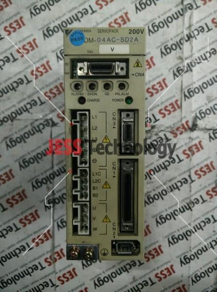 Repair YASKAWA SGDM-04AC-SD2A YASKAWA SERVOPACK in Malaysia, Singapore, Thailand, Indonesia