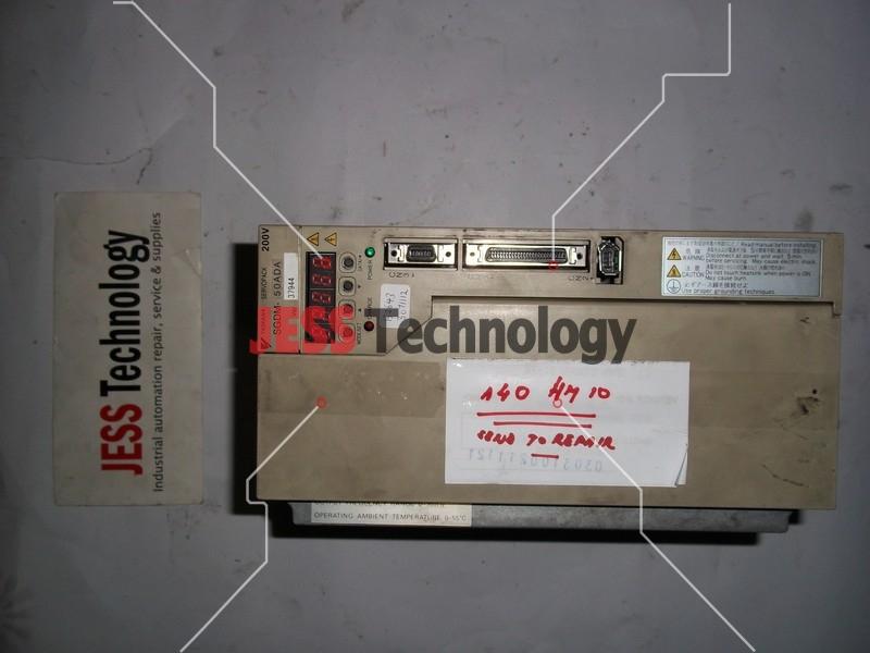 Repair SGDM-50ADA YASKAWA YASKAWA SERVOPACK in Malaysia, Singapore, Thailand, Indonesia
