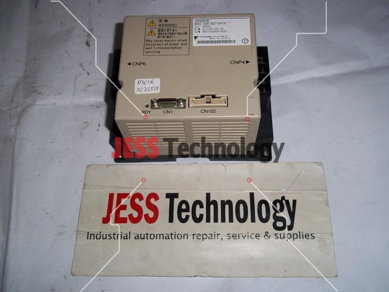Repair YASKAWA SGDR-SDA710A01B YASKAWA SERVOPACK (SGDR-SDA710A01B) in Malaysia, Singapore, Thailand, Indonesia