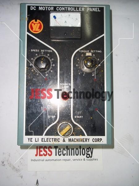 Repair SD86-6 YE LI DC MOTOR CONTROLLER in Malaysia, Singapore, Thailand, Indonesia