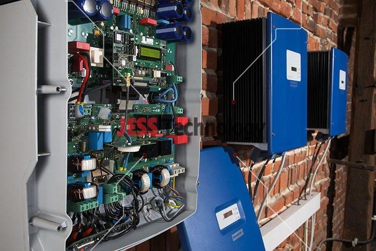 Repair SolarEdge SE55K SolarEdge Solar Inverter in Malaysia, Singapore, Thailand, Indonesia