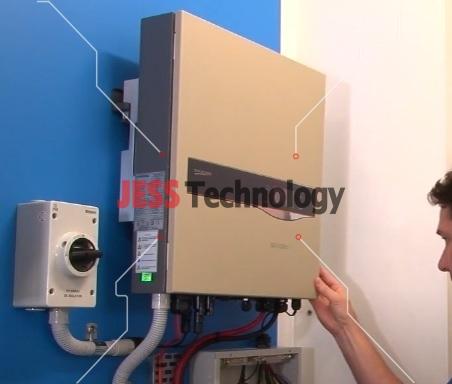 Repair SUNGROW SG6KTL-MT SUNGROW SOLAR INVERTER in Malaysia, Singapore, Thailand, Indonesia
