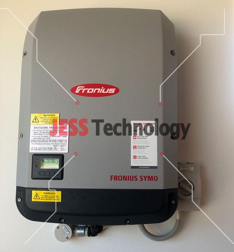 Repair FRONIUS 5.0-1 208-240 FRONIUS PRIMO Solar Inverter in Malaysia, Singapore, Thailand, Indonesia